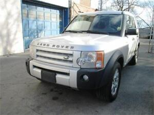 2005 Land Rover LR3 4dr Wgn SE Accident Free/Triple sunroof.
