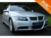 2006 06 BMW 3 SERIES 3.0 330D M SPORT 5D AUTO 228 BHP DIESEL