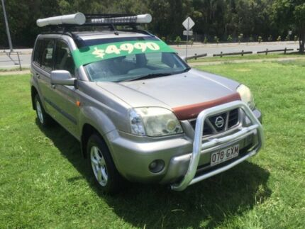 2002 Nissan X-Trail T30 ST (4x4) 5 Speed Manual Wagon Clontarf Redcliffe Area Preview