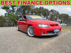 2003 Holden Special Vehicles Clubsport Y Red 4 Speed Automatic Sedan Underwood Logan Area Preview