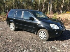 2006 Honda CR-V diesel executive 4x4