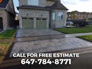 Interlocking Walkway, Patio and Deck -647-784-8771