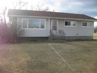 Wonderful and Clean Acreage with Beautiful Views Near Hay Lakes