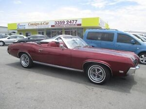 1970 Ford Cougar SW Burgundy Convertible Kedron Brisbane North East Preview