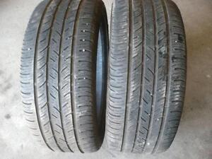 Two 245-40-18  tires $120.00