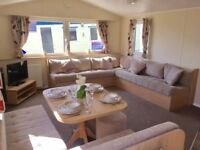 double glazed central heated 2 bed static caravan for sale on mersea island beach location