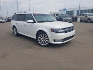 2013 Ford Flex Limited- 3.5L V6 Engine,AWD,Leather,Panoramic Roo