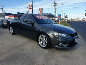 2009 Ford Falcon FG XR6T 6 Speed Manual Utility Deer Park Brimbank Area Preview