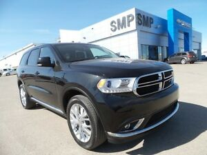2016 Dodge Durango Limited AWD, Nav, leather, rem. start, sunroo