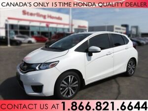 2016 Honda Fit EX | 1 OWNER | NO ACCIDENTS | LOW KM'S