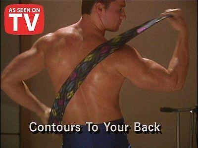 Lotion Applicator Back Backstroker Suntan Oil Medicated & Hair Removal -
