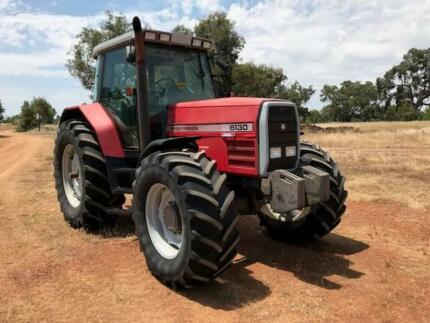 Massey Ferguson 8130 Tractor