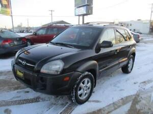 2005 HYUNDAI TUCSON , HAS SAFETY AND WARRANTY $4,450