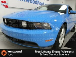 2010 Ford Mustang GT baby blue and lovin' you with power leather