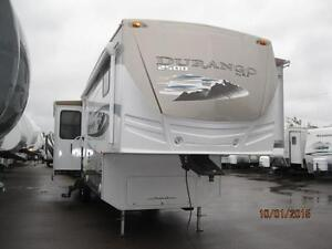 $205 BiWeekly Durango 35' fth with 4 Slides, Rear Living!