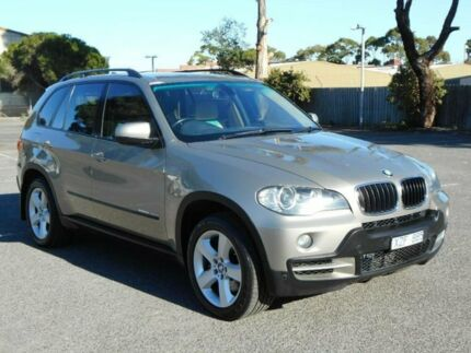 2008 BMW X5 E70 3.0D Executive Sandstone Gold 6 Speed Auto Steptronic Wagon