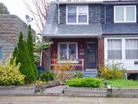Leslieville House for Rent