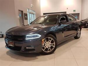 2017 Dodge Charger SXT-AWD-BLUETOOTH-HEATED SEATS-ONLY 49KM