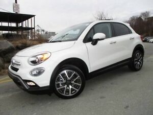2017 FIAT 500 X Trekking (ORIGINAL MSRP $34875, NOW ONLY $20777!