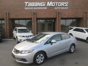 2015 Honda Civic LX | HEATED SEATS | REAR CAMERA | BLUETOOTH |