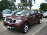 2006 NISSAN NAVARA Double Cab Pick Up 2.5dCi 4WD