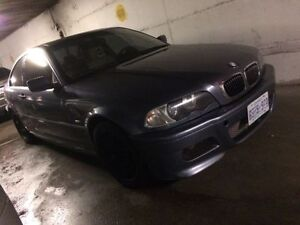 2002 BMW 3-Series Coupe (2 door)