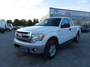 2013 Ford F-150 XLT 4X4 ECO BOOST EXTENDED CAB BLUETOOTH 6 PASS