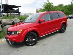 2018 Dodge Journey CROSSROAD WITH DVD ($25477, ORIGINAL MSRP $41