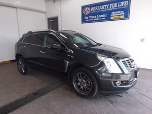 2016 Cadillac SRX Performance AWD LEATHER SUNROOF