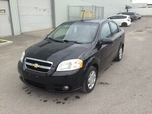 2009 Chevrolet Aveo LT Berline