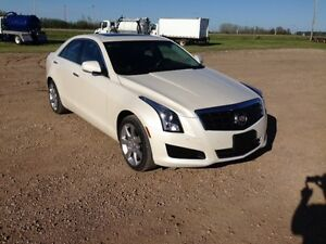 2014 Cadillac ATS Coupe Sedan