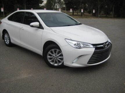 2015 Toyota Camry ASV50R Altise White 6 Speed Sports Automatic Sedan Elizabeth Playford Area Preview