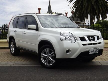 2012 Nissan X-Trail T31 Series V ST Snow Storm 1 Speed Constant Variable Wagon Medindie Gardens Prospect Area Preview