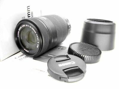 55-250mm CANON STM TELEZOOM mit IS BILDSTABILISATOR für EOS (Kleine Canon Digital Kamera)