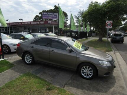 2011 Toyota Aurion GSV40R 09 Upgrade AT-X Bronze 6 Speed Auto Sequential Sedan New Lambton Newcastle Area Preview