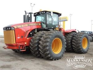 Versatile 500 Tractor - Powershift, PTO, 110gpm Hyd. Pump