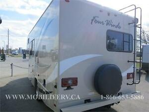 FOUR WINDS 22E - SLEEPS 6 - OUTSIDE TV AND QUEEN BED *REDUCED*