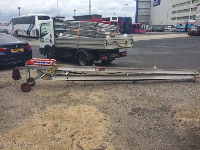 Bumpa Tile Hoist 8m 110 v Electric ( serviced with new remote ) | in  Brentford, London | Gumtree