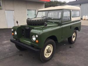 1972 Land Rover Defender 90L
