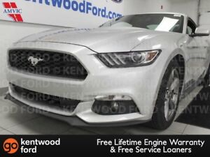 2015 Ford Mustang Mustang V6 with power drivers seat, back up ca