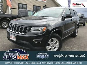2015 Jeep Grand Cherokee Laredo 4x4