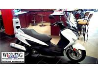 2014 SUZUKI Burgman 200 ABS *NEW* - Only $59 Bi-Weekly!