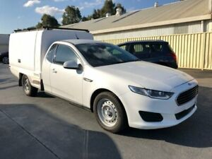 2016 Ford Falcon FG X 6 Speed Auto Seq Sportshift Cab Chassis Canley Vale Fairfield Area Preview