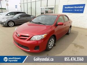 2013 Toyota Corolla SUNROOF, ALLOY WHEELS, POWER OPTIONS.