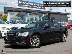 2017 CHRYSLER 300 TOURING  NAV LEATHER ROOF WARRANTY NOACCIDENT