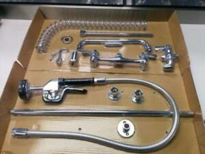 Pre Rinse Valve and Assembly Kit - Brand New!