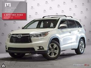 2016 Toyota Highlander Limited All-wheel Drive (AWD)