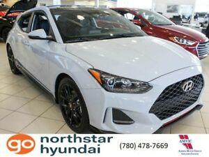 "2019 Hyundai Veloster TURBO MAN PERF: 18"" MICHELIN PILOTS/APPLE"