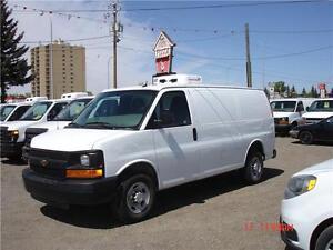 2015 Chevrolet Express Reefer Van