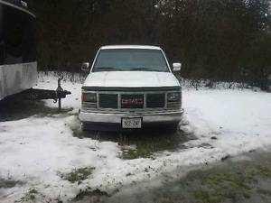 1991 GMC Sierra 1500 Series